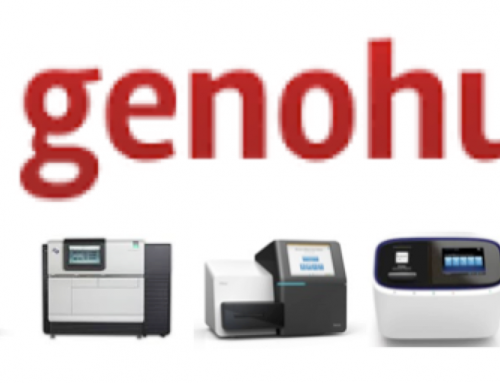 "Finding a service provider on Genohub…""quality guaranteed"""
