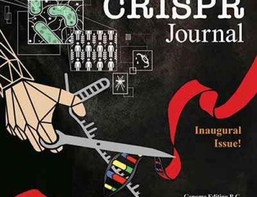 CRISPR journal