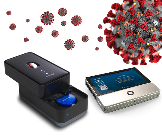 UK COVID diagnostics from @nanopore and @DNANudge